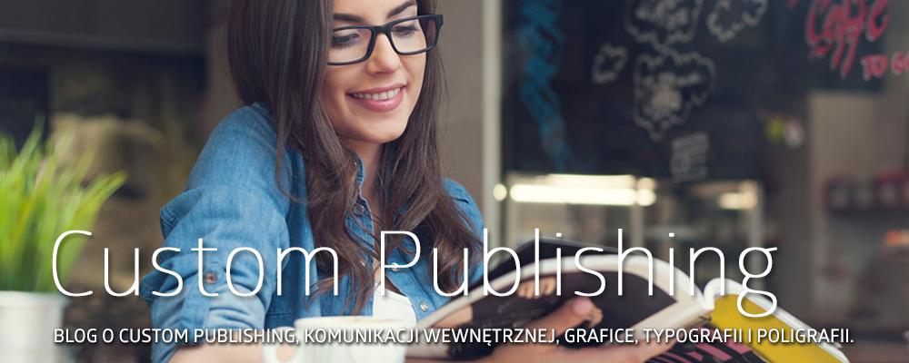 Blog ocustom publishing