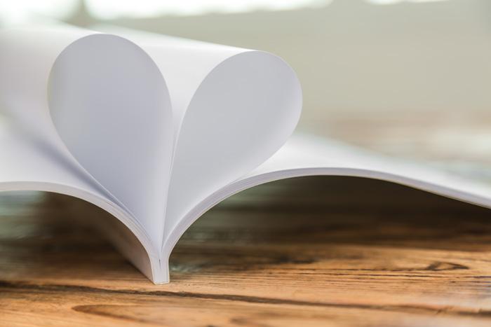 Papier wbiuletynie custom publishing