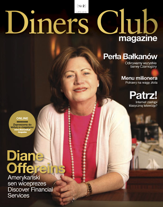 Diners Club Magazine