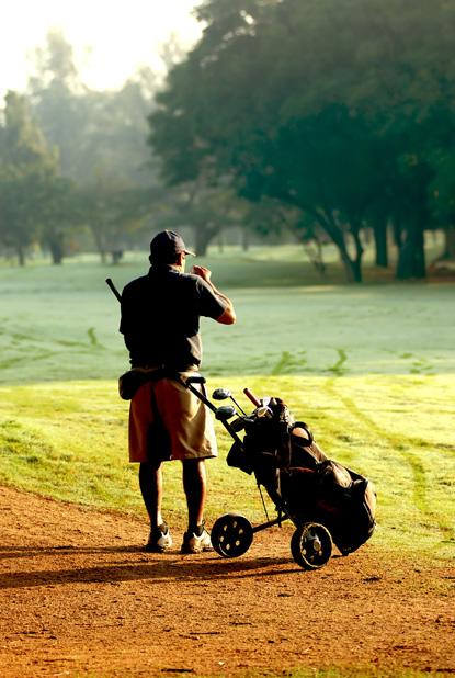 Nasi pasjonaci golf
