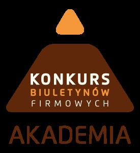 Logo Akademia Konkursu Biuletynów Firmowych